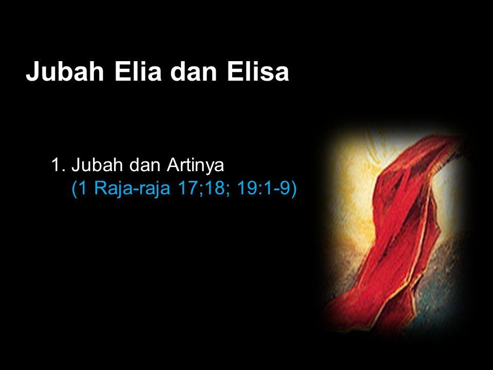 Black Jubah Elia dan Elisa