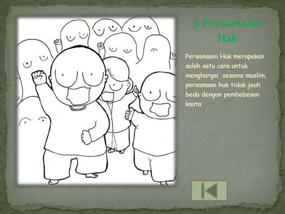 7. Persamaaan Hak