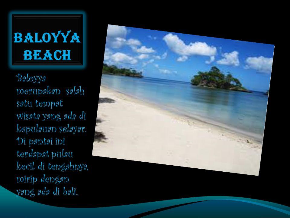 BALOYYA BEACH