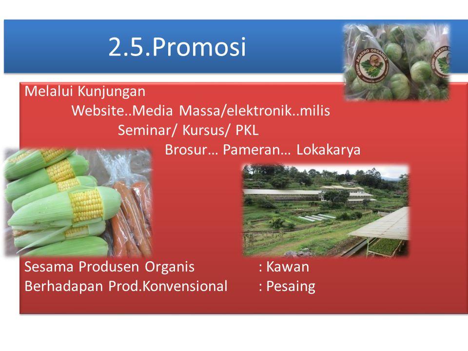 2.5.Promosi