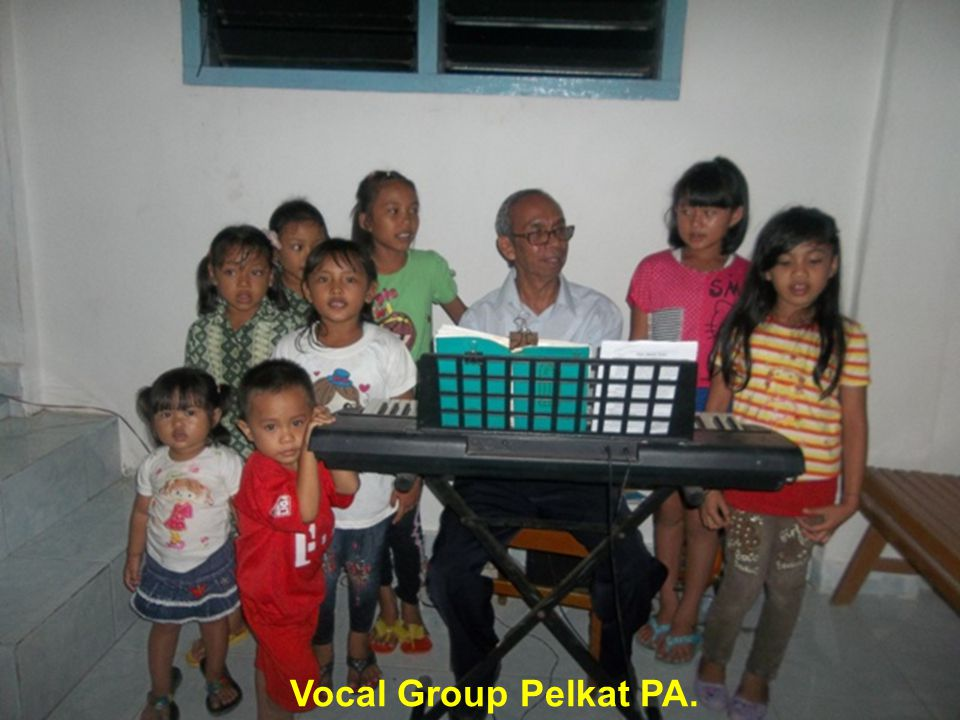 Vocal Group Pelkat PA.
