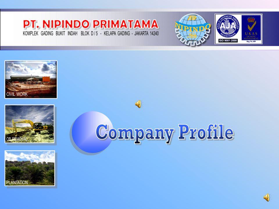 CIVIL WORK Company Profile OB REMOVAL PLANTATION