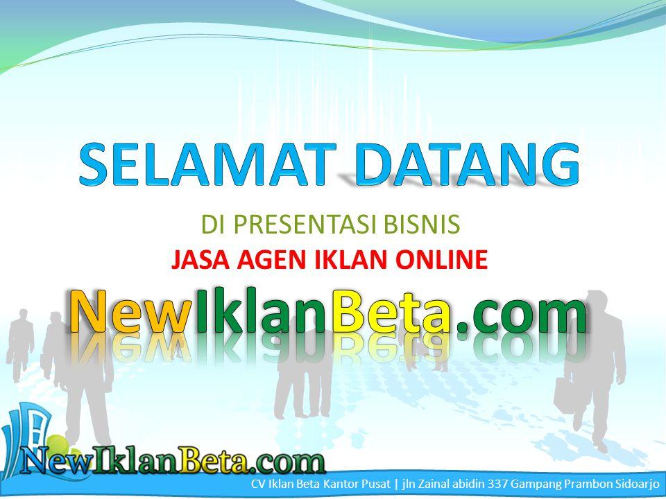 SELAMAT DATANG NewIklanBeta.com