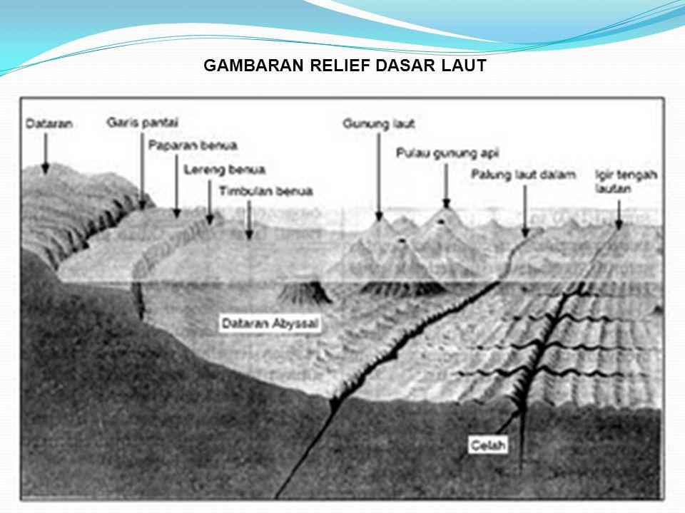 GAMBARAN RELIEF DASAR LAUT