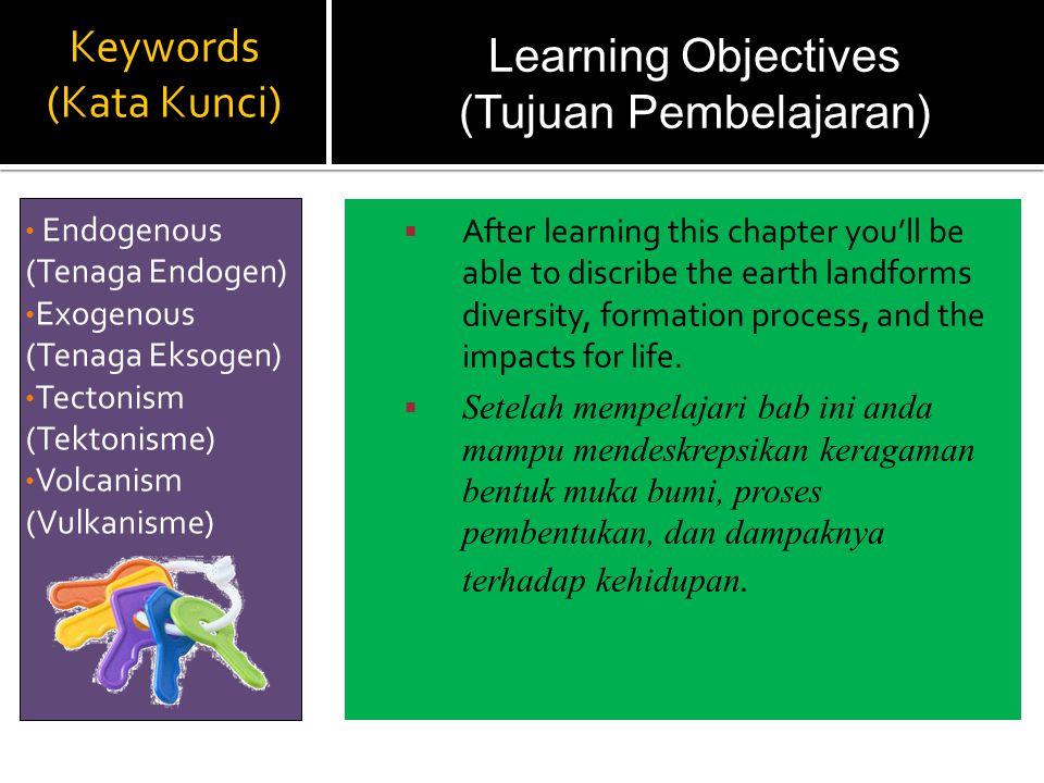 Learning Objectives (Tujuan Pembelajaran)