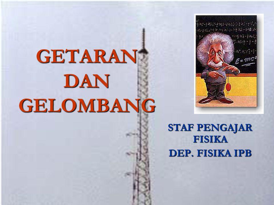 STAF PENGAJAR FISIKA DEP. FISIKA IPB