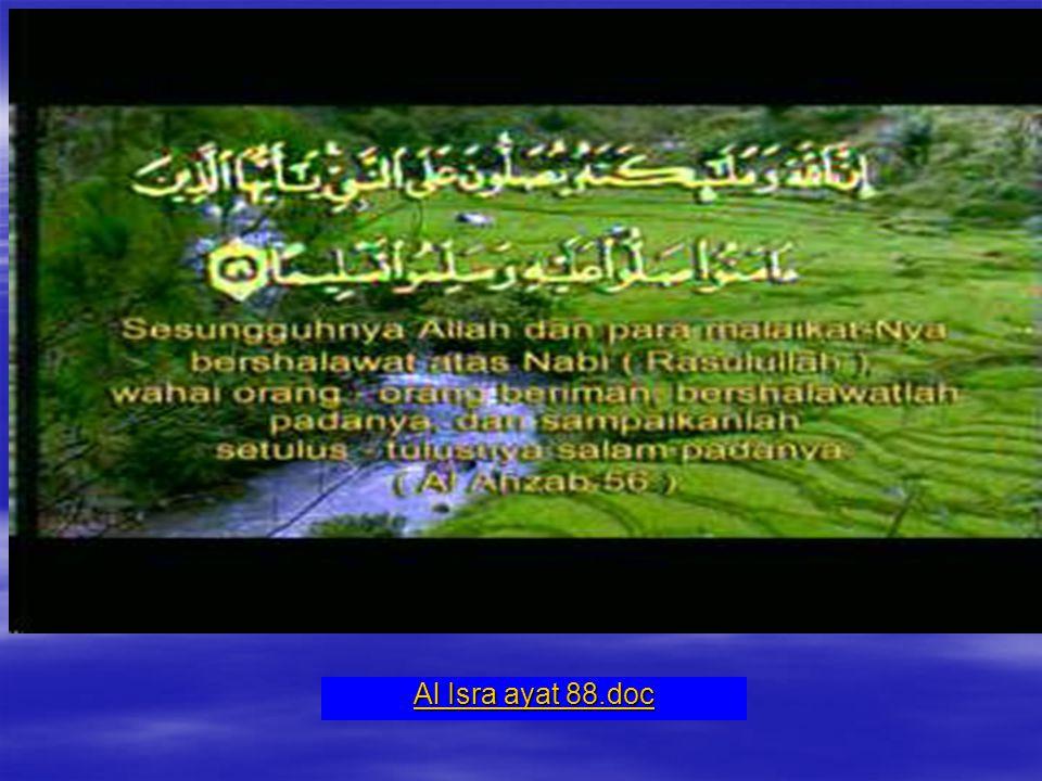 Al Isra ayat 88.doc