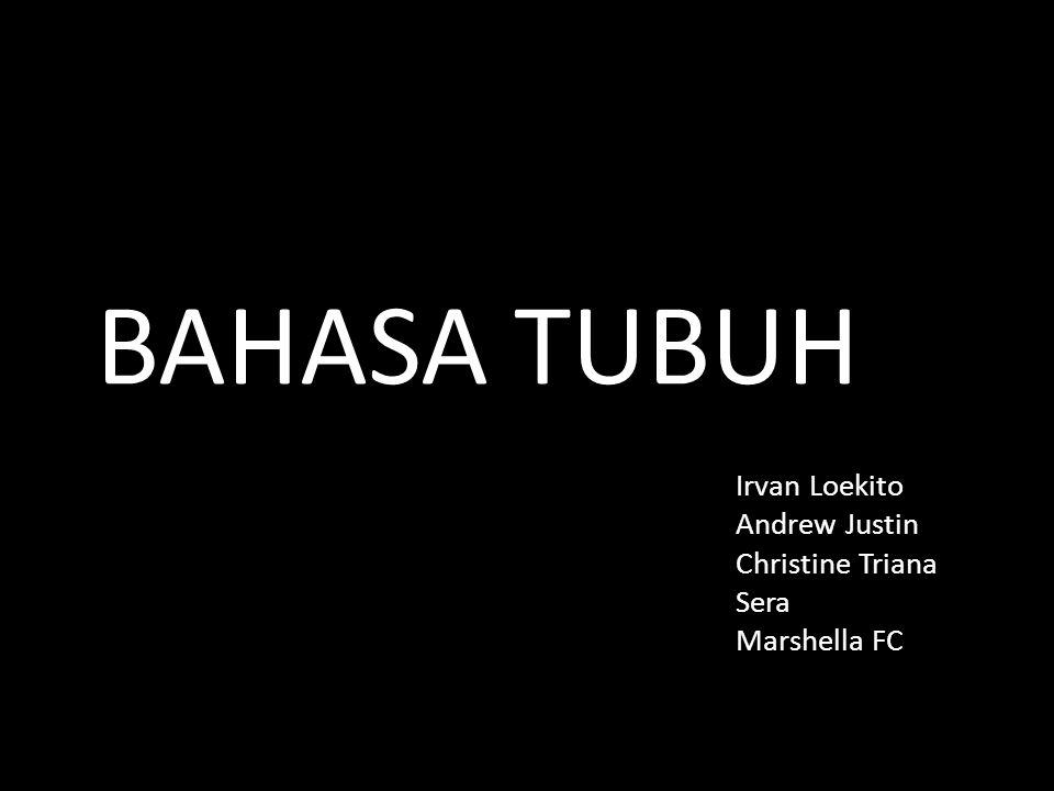 Irvan Loekito Andrew Justin Christine Triana Sera Marshella FC