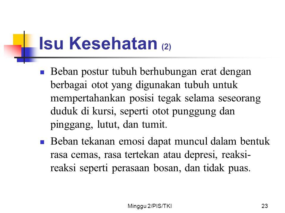 Isu Kesehatan (2)