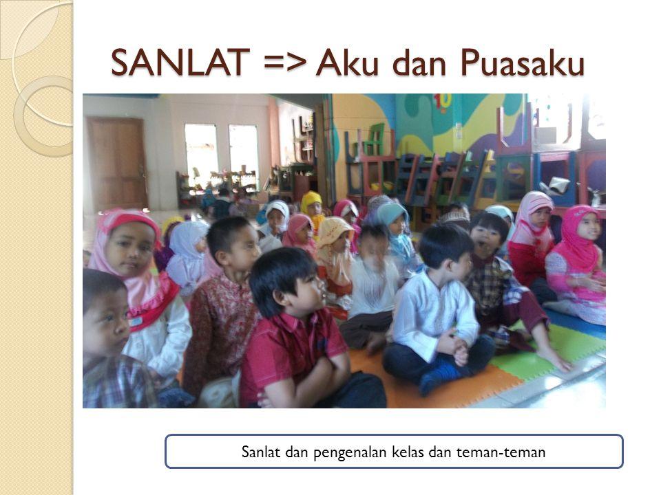 SANLAT => Aku dan Puasaku
