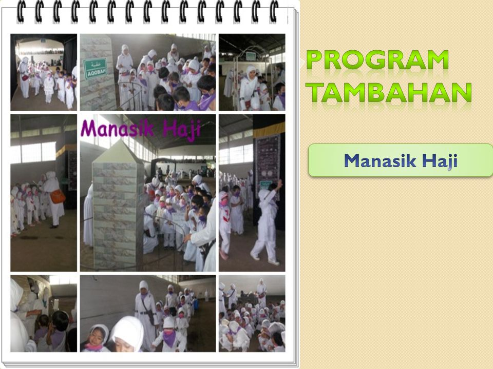 Program Tambahan Manasik Haji