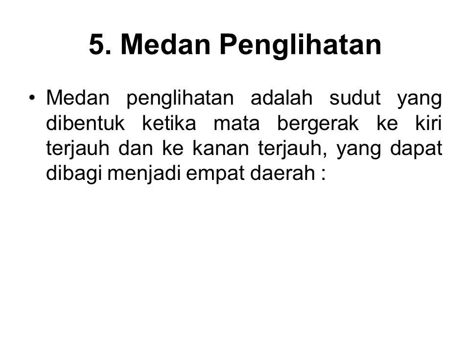 5. Medan Penglihatan