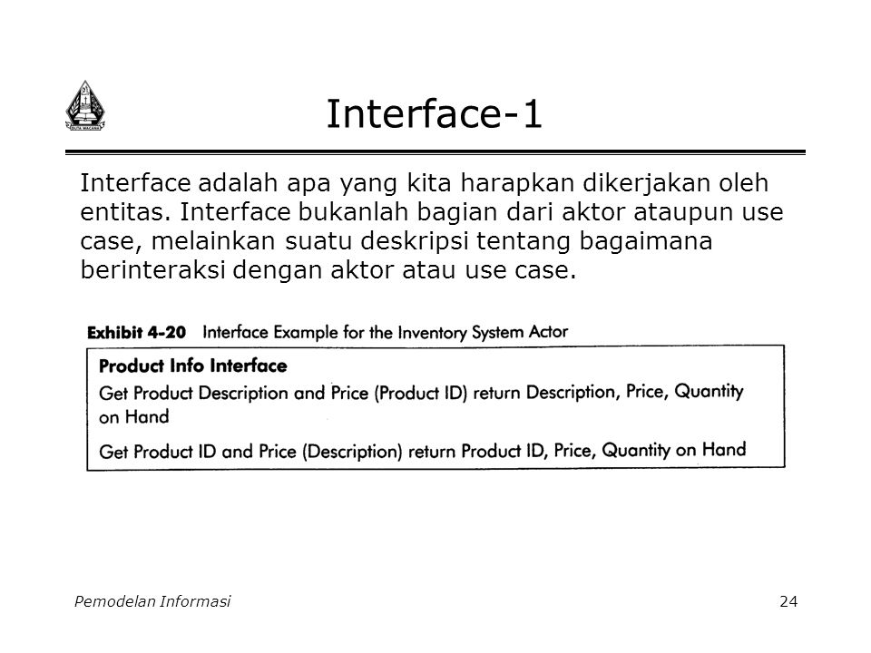 Interface-1