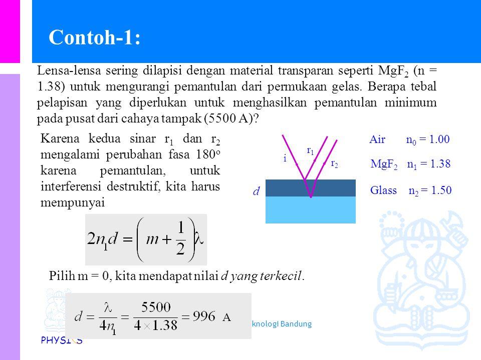 Contoh-1: