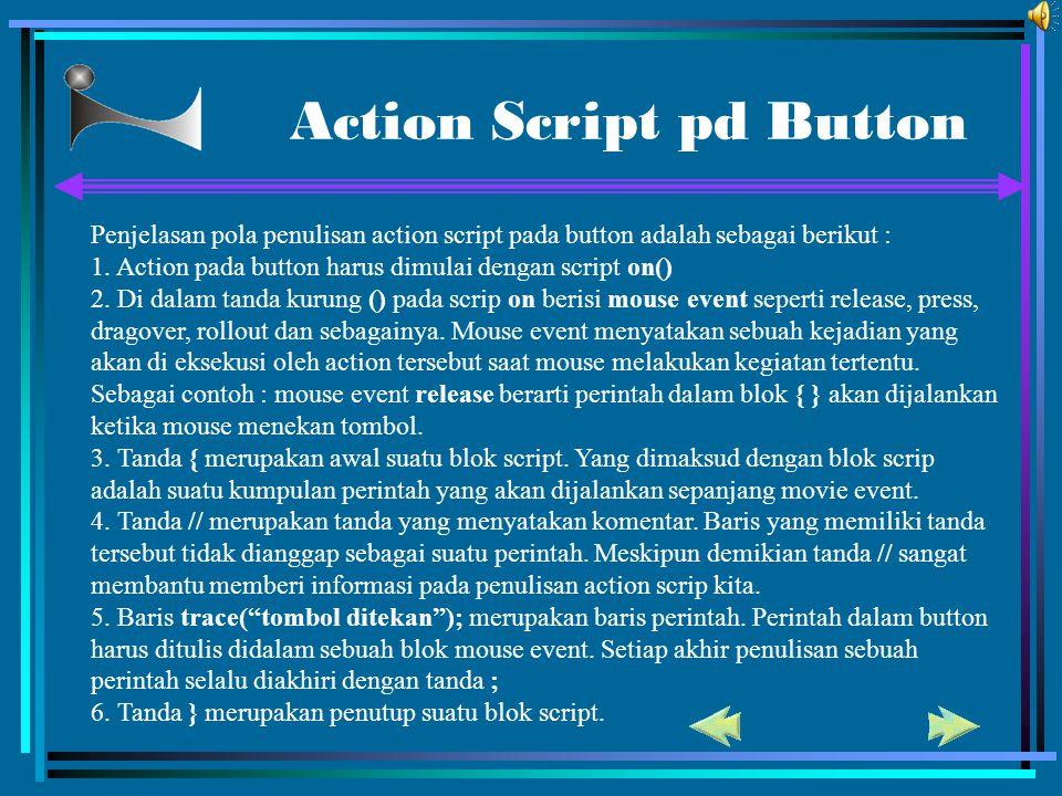 Action Script pd Button