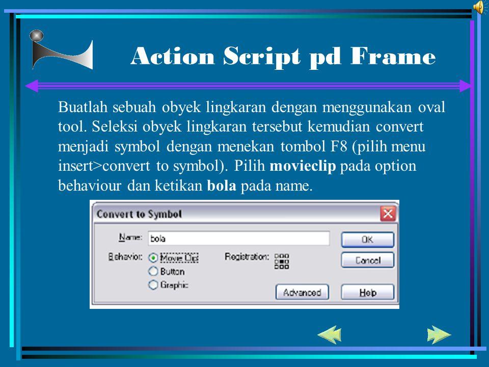 Action Script pd Frame
