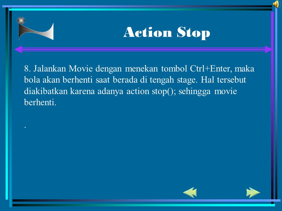 Action Stop
