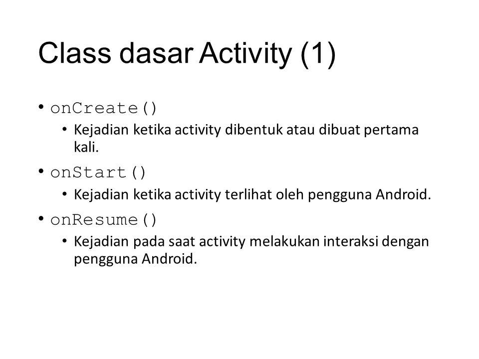 Class dasar Activity (1)
