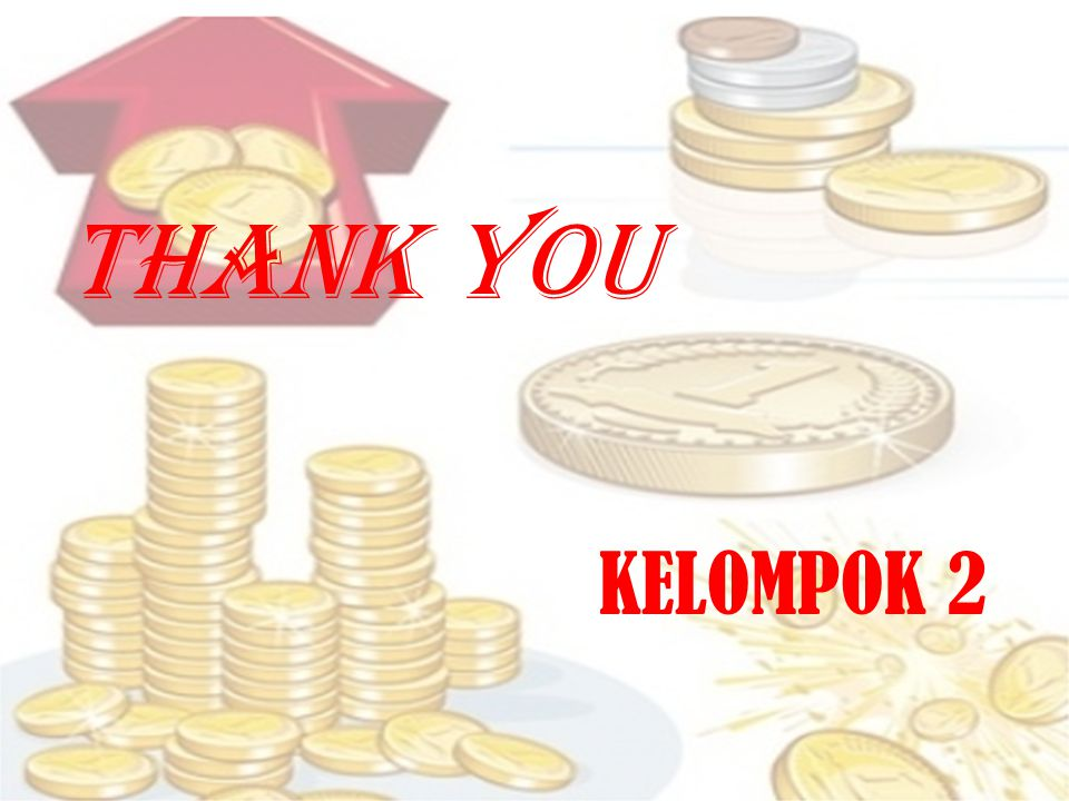 THANK YOU KELOMPOK 2