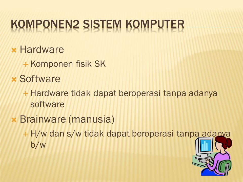 Komponen2 Sistem Komputer