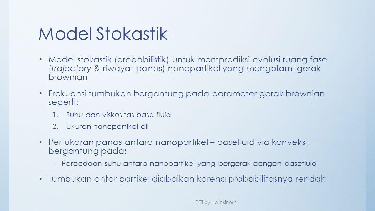 Model Stokastik