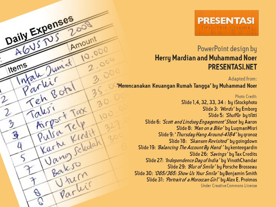 Herry Mardian and Muhammad Noer PRESENTASI.NET