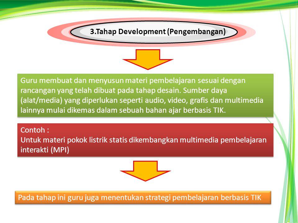 3.Tahap Development (Pengembangan)
