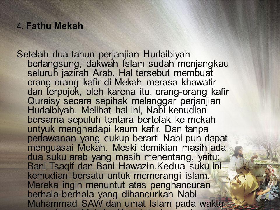 4. Fathu Mekah