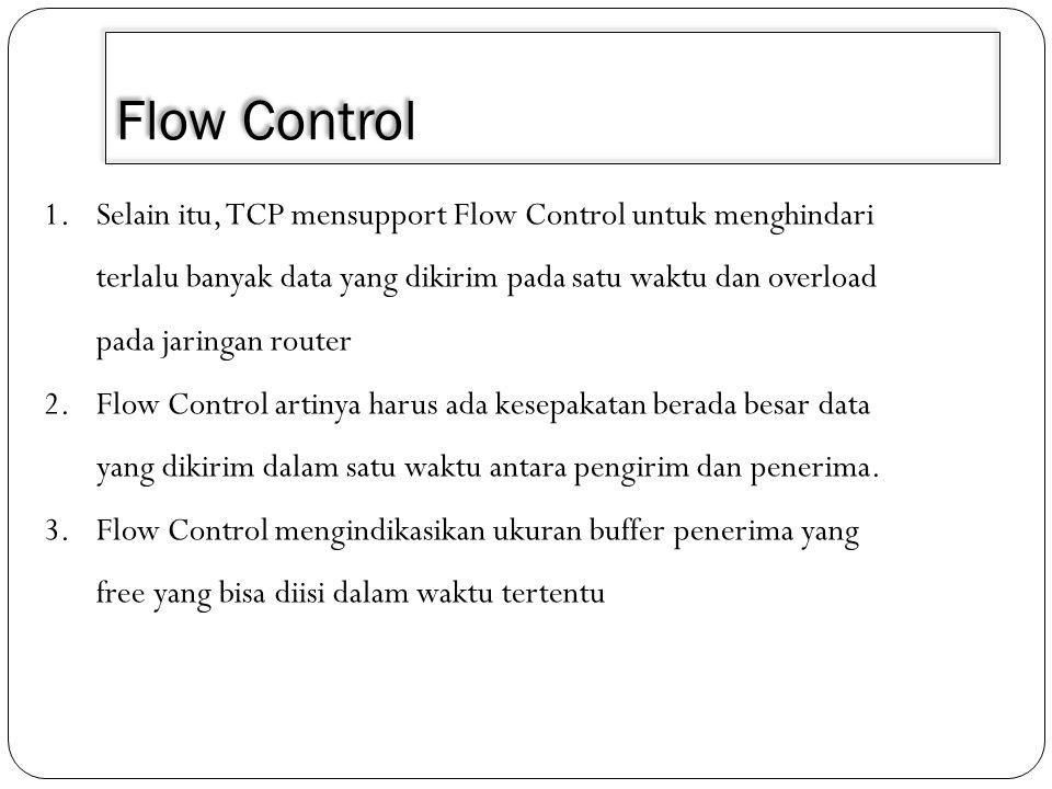 3/30/2011 Flow Control.