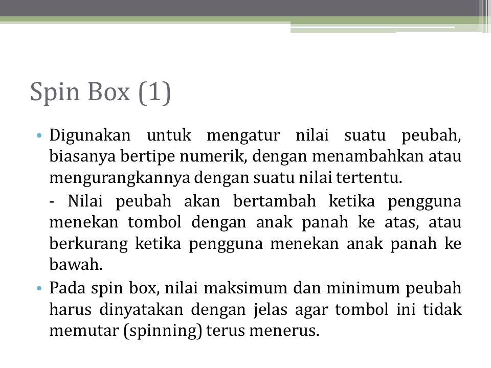 Spin Box (1)