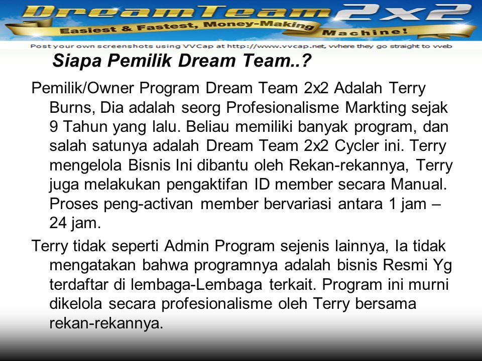 Siapa Pemilik Dream Team..