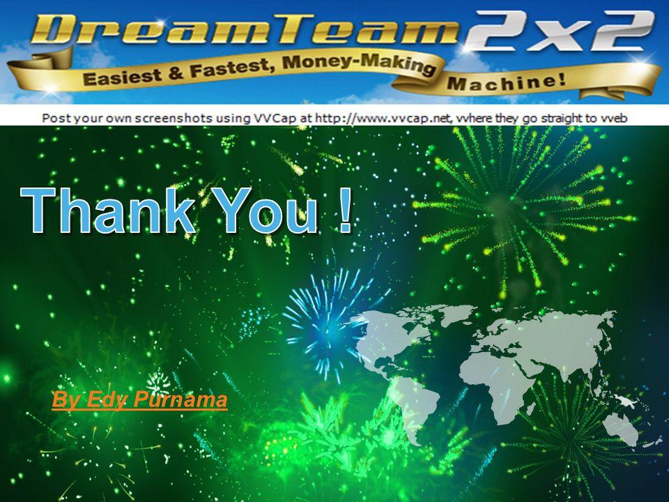 Thank You ! By Edy Purnama