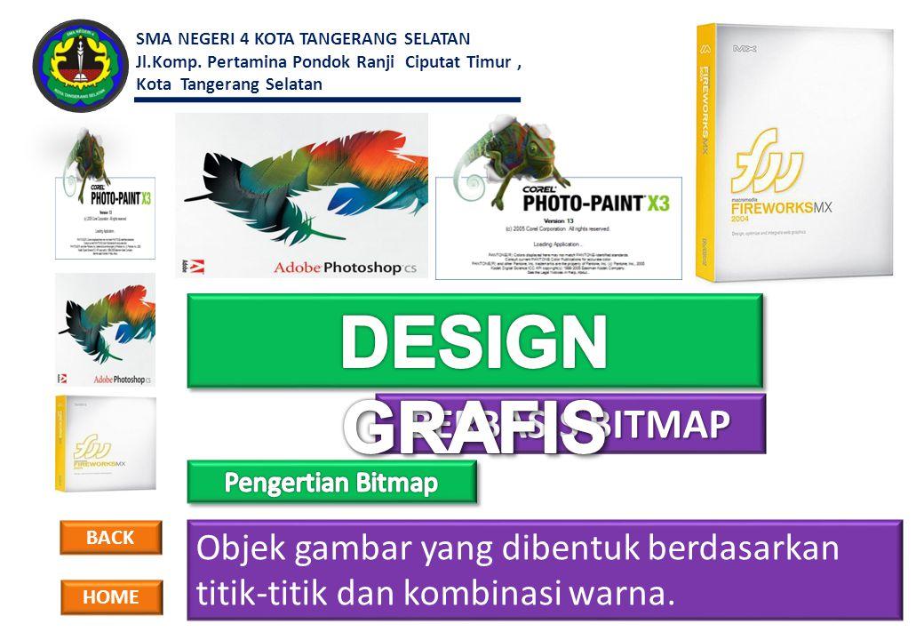 DESIGN GRAFIS BERBASIS BITMAP