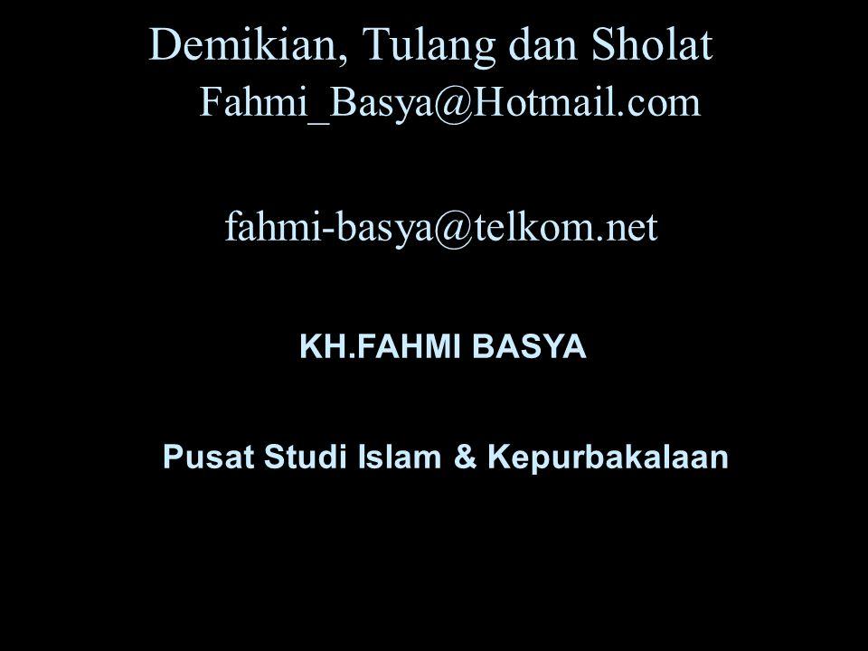 Pusat Studi Islam & Kepurbakalaan