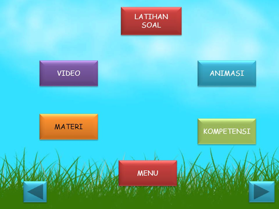 MATERI KOMPETENSI ANIMASI LATIHAN SOAL VIDEO MENU