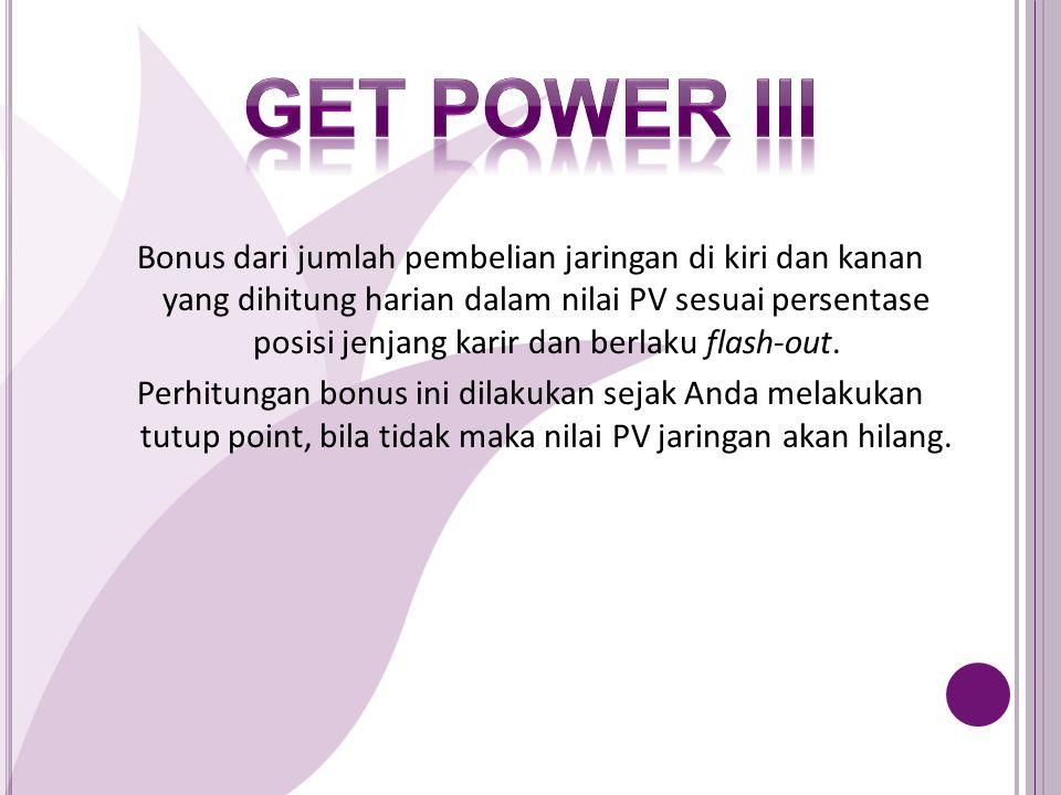 GET Power III