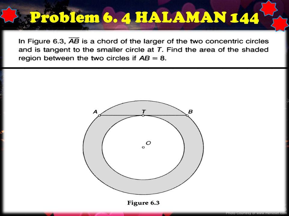 Problem 6. 4 HALAMAN 144