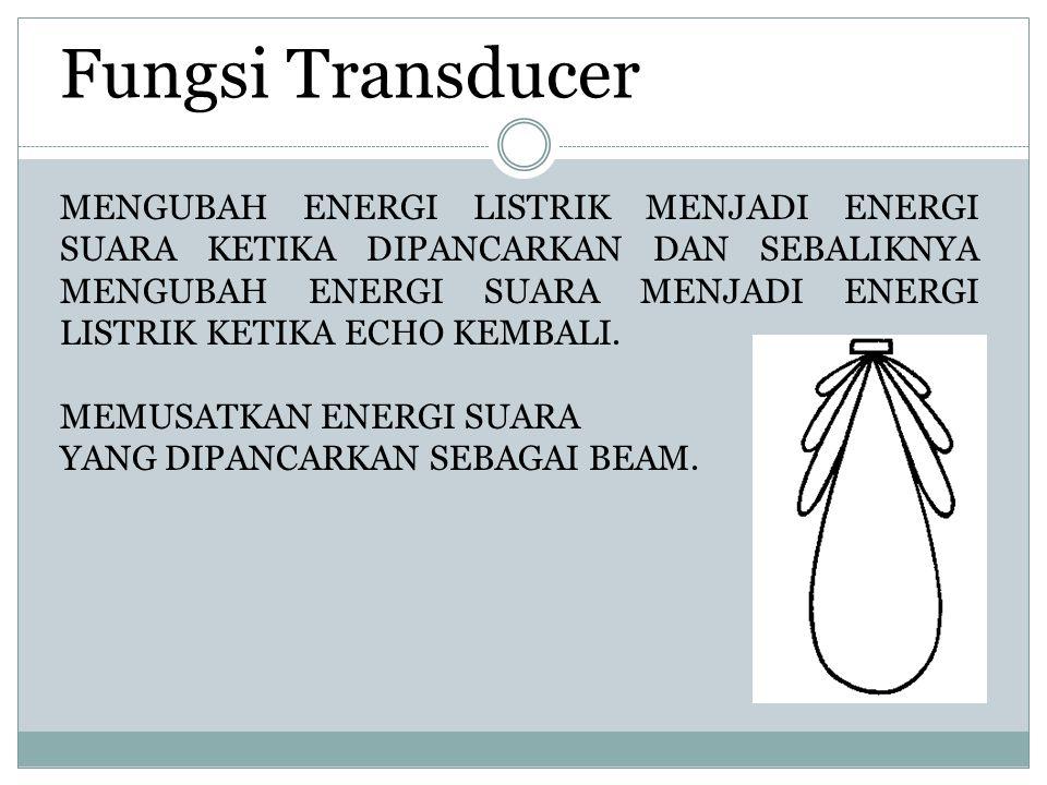 Fungsi Transducer
