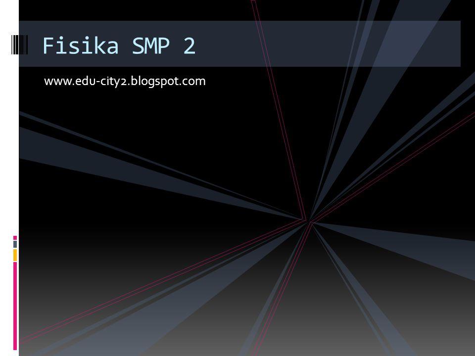Fisika SMP 2 www.edu-city2.blogspot.com