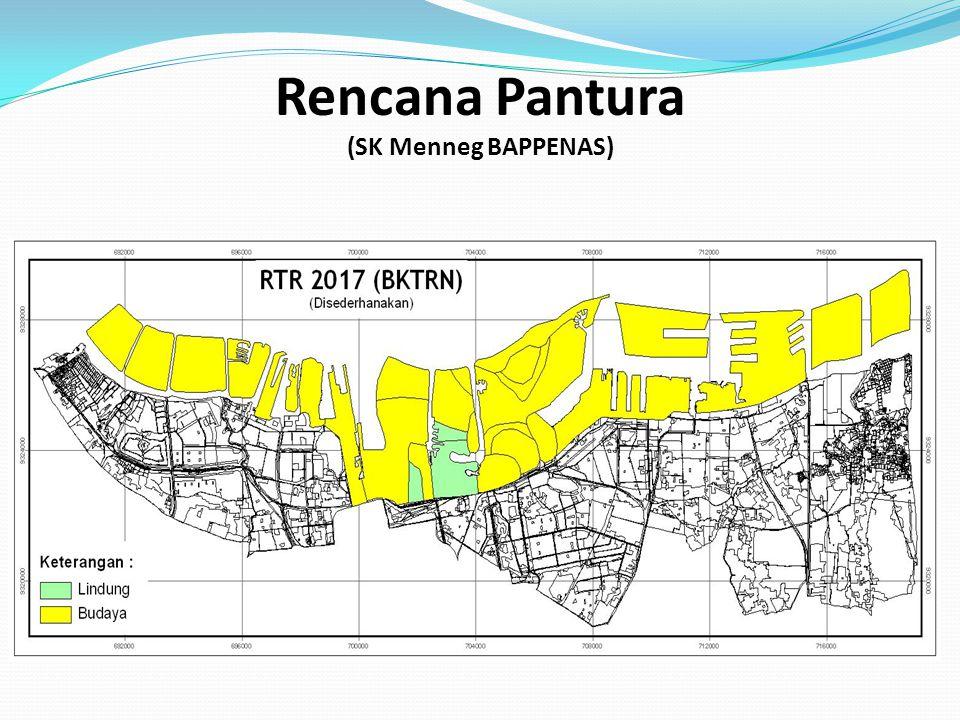 Rencana Pantura (SK Menneg BAPPENAS)