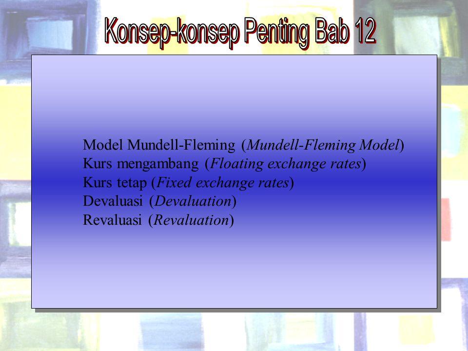 Konsep-konsep Penting Bab 12
