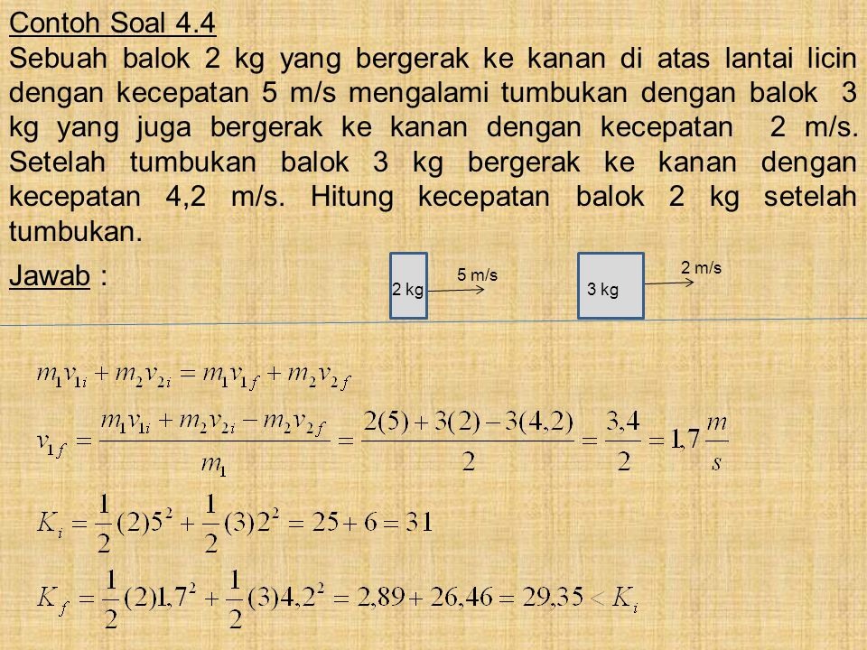 Contoh Soal 4.4