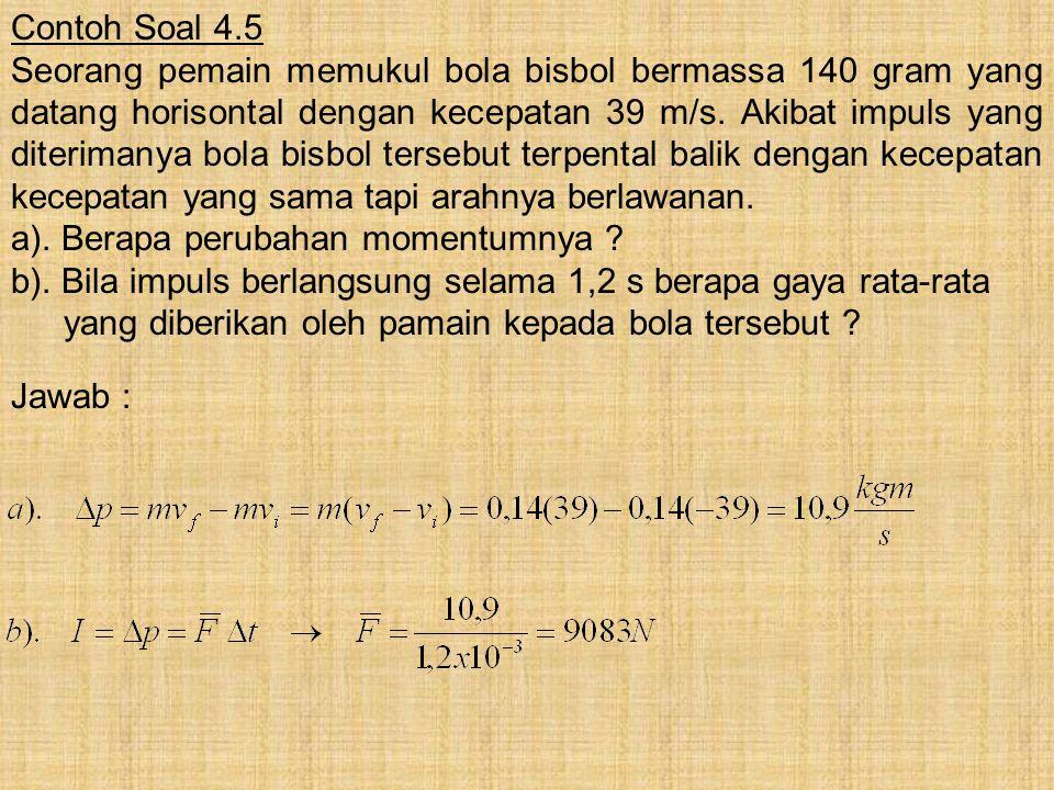 Contoh Soal 4.5