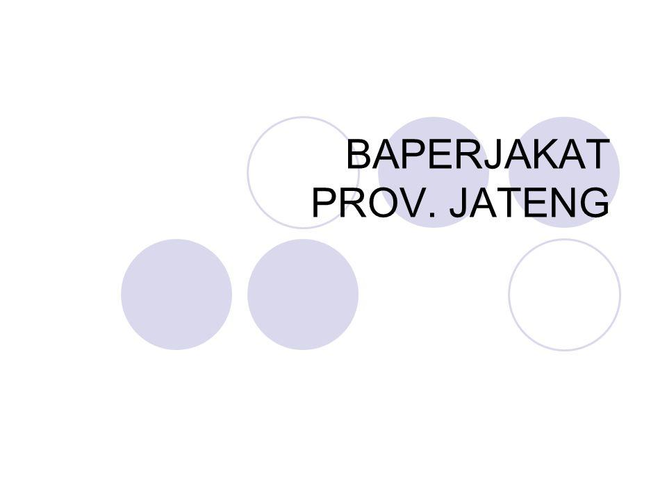BAPERJAKAT PROV. JATENG