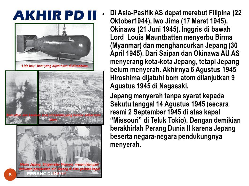 AKHIR PD II