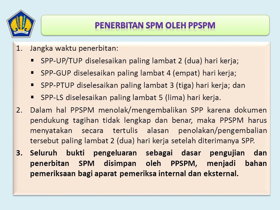 penerbitan SPM oleh PPSPM