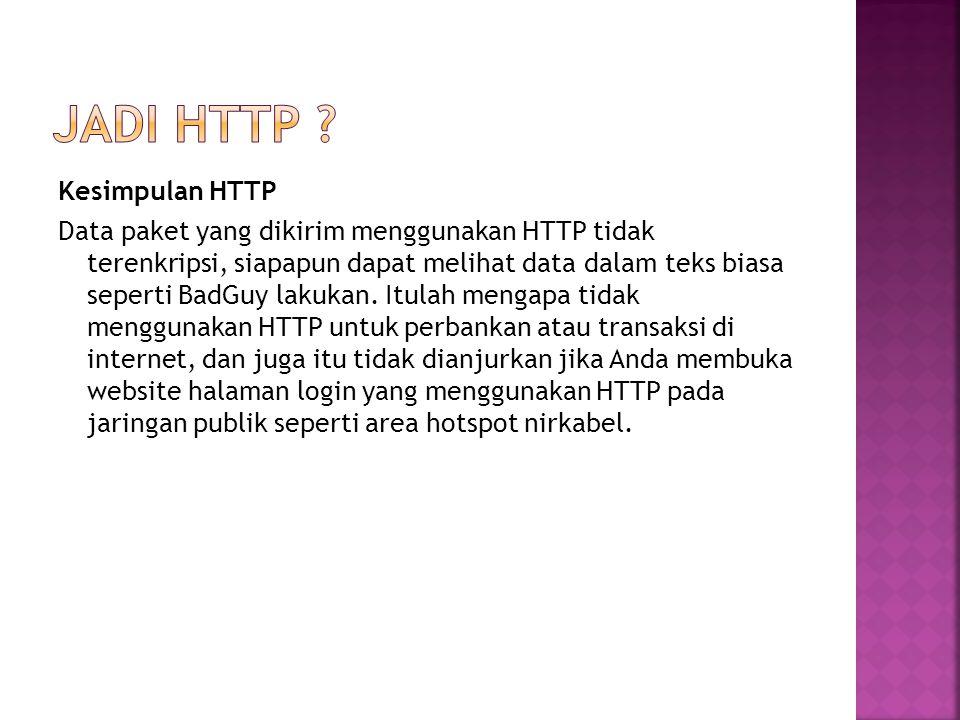 JADI HTTP