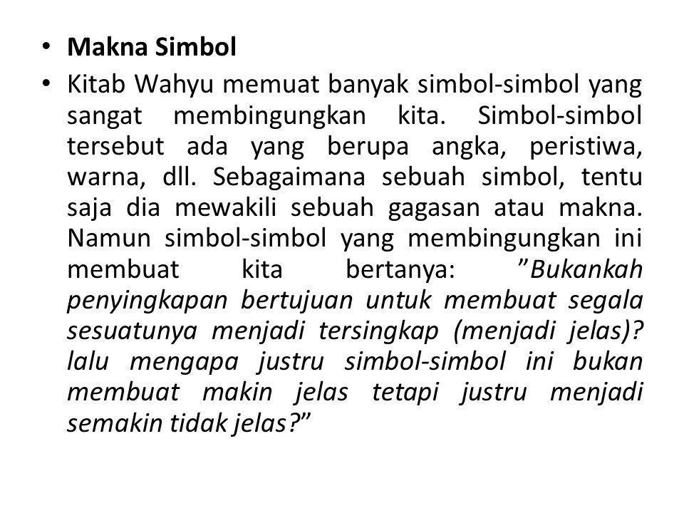 Makna Simbol