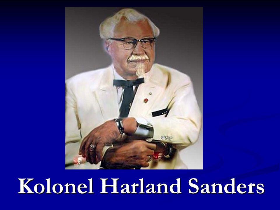 Kolonel Harland Sanders