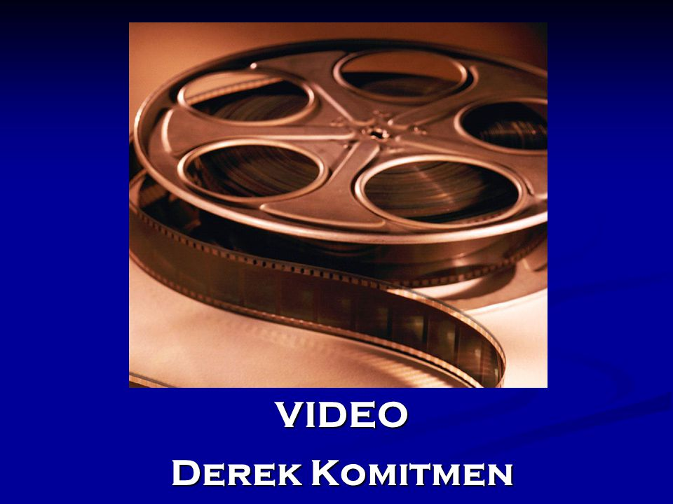 VIDEO Derek Komitmen